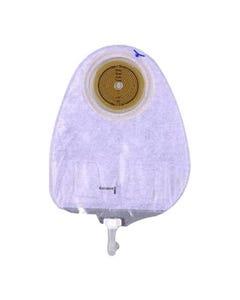 Coloplast Assura One-Piece Maxi Flat Standard Cut-to-Fit Transparent Urostomy Pouch
