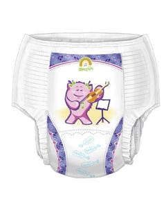 Youth Training Pants Pull-On Disposable Heavy Absorbency