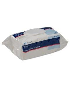 Pre-moistened Washcloths, 96pk