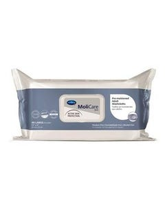 "Hartmann-Conco MoliCare® Skin Pre-Moistened Adult Washcloth, 9"" x 13"""