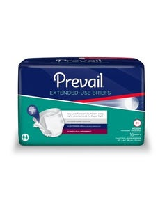 Prevail PM Extended Use Briefs, Medium