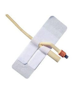 Cardinal Health FoleyLoc Foley Catheter Holder Adhesive Patch